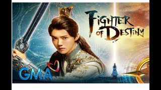 "Fighter of Destiny❤️ GMA-7 OST  ""PANGAKO"" North Drive (MV with lyrics)"