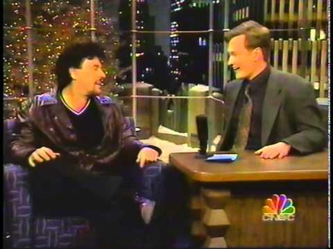 Robert Pastorelli on Conan 19970101