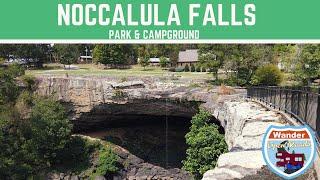 Camping in Alabama- Noccąlula Falls