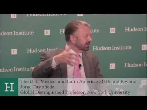 The U.S., Mexico, and Latin America: 2016 and Beyond