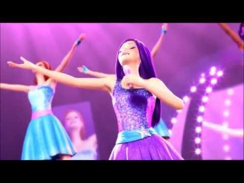 Barbie the princess and the popstar here i am tori - Barbie princesse popstar ...
