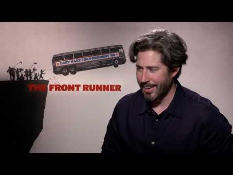 The Front Runner Director Jason Reitman