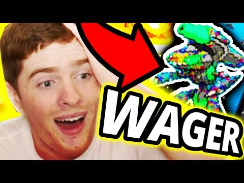 *SUPER RARE* Aura Genesect Wager in Project Pokemon!