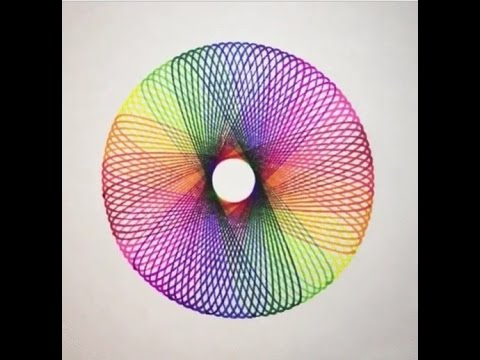 Image result for images of spirograph art