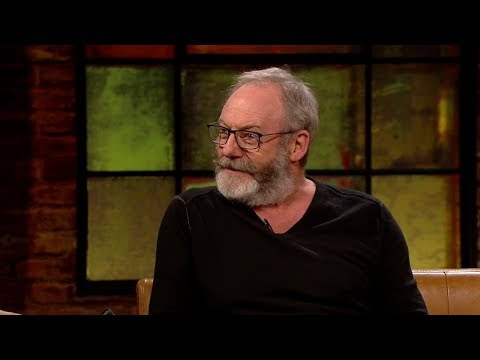 """We better not forget"" - Liam Cunningham 