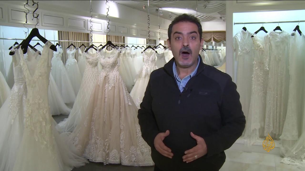 1d3eee61d سوجو الصينية.. مركز عالمي لحياكة فساتين الزفاف - YouTube