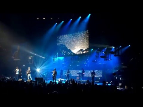Elevation Worship Here as in Heaven Outcry Tour 2016 Greenville, SC