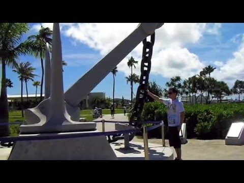 Visiting Pearl Harbor, Oahu