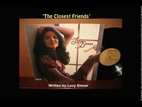 Lucy Simon 'The Closest Friends' 1975
