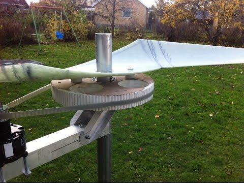 Investigative 1/4 build of full scale quadcopter part 2 DIY propeller