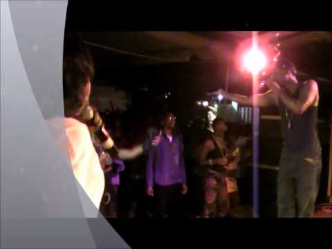 Strategy The Band perform Christmas show at Ship Inn Barbados pt 1.wmv