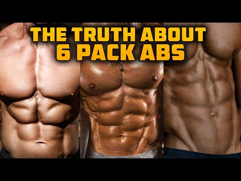 The Truth About 6 Pack Abs and Ab Genetics