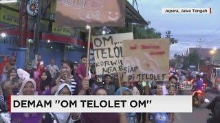 "Demam ""Om Telolet Om"""