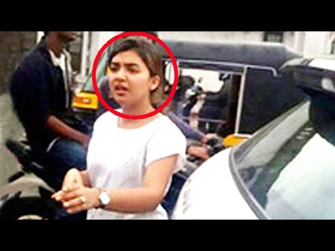 Nazriya Nazim Creates Problem Amidst Traffic | Nuisance | Lehren Malayalam