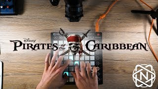 Download He's a Pirate - Pirates of the caribbean - Julius Nox (Giulio's Page) Launchpad Live Remix 2017 Mp3 and Videos
