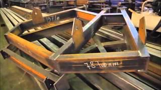 Металлоконструкции(Металлоконструкции и быстровозводимые здания. ООО