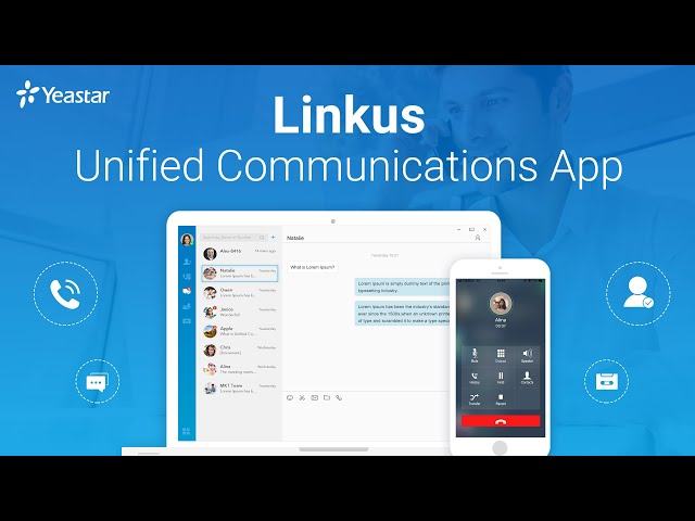 Introducing Linkus Softphone by Yeastar - UC Today