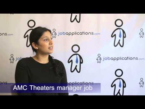 AMC Theatres Interview - Manager