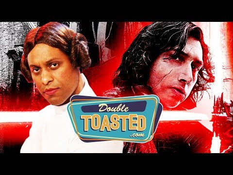STAR WARS THE LAST JEDI MOVIE REVIEW - Double Toasted Review
