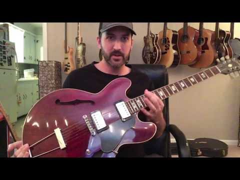 Guitar Overdub Session - Behind the Scenes with Andrew Timothy Vol 2