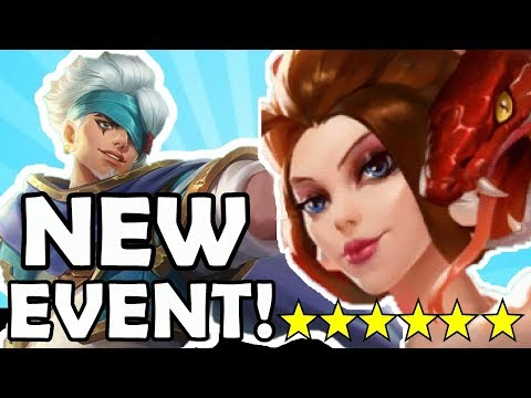 Our First 6 STAR CHAMPION! + NEW JOLLY ROGER Event! - Dungeon Hunter Champions #13