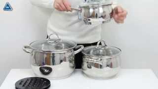 Набор посуды VITESSE Laurette VS-1014(, 2013-12-27T21:18:06.000Z)