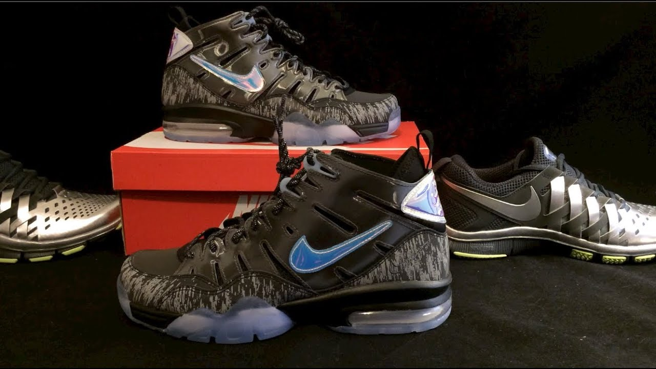 1467425e21 Surprise 3M! Nike Air Trainer Max 94' Review: