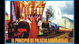 Trenes-El Principio de Palacio Sobre Ruedas-Producciones Vicari.(Juan Franco Lazzarini)
