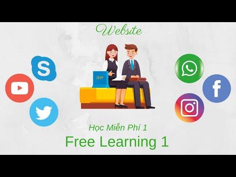 Website Học Tiếng Anh Tại Nhà (Free Learning English Website)
