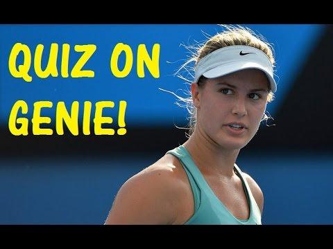 Quiz on Eugenie 'Genie' Bouchard! - Acapulco 2017