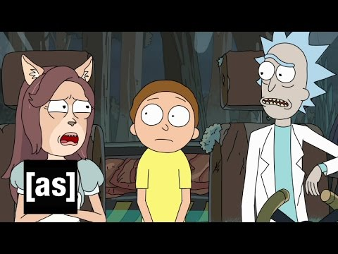 Arthrisha's Nana | Rick and Morty | Adult Swim