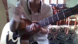 hướng dẫn guitar đệm hát BÌNH YÊN NƠI ĐÂU ( MTP)
