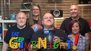EXIT: The Game – The Abandoned Cabin - GameNight! Se5 Ep7 2017 - Kennerspiel des Jahres WInner!