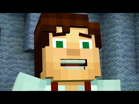 A Man Who Hates Bad Writing plays Minecraft Story Mode: Episode 3