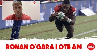 Ronan O'Gara | Structure vs instinct | Shoot outs | Super Rugby final preview