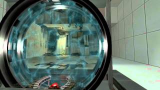 Portal 2 - Time Travel Concept