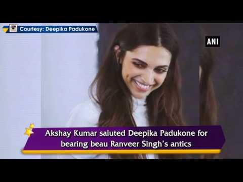 438cb427e56 Hats off to Deepika for being with Ranveer  Akshay on KWK - YouTube