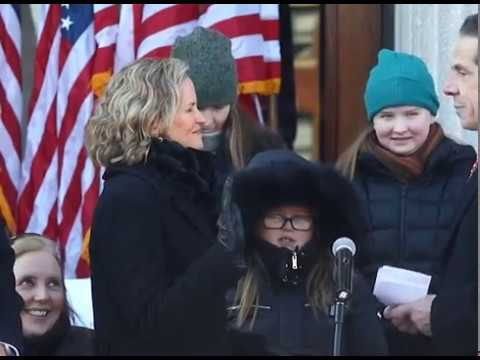 Laura Curran Inaugurated Nassau County Executive
