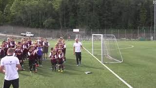 CZ8-Gutek po raz V-Obóz Polish Soccer Skills-Zakopane-VII Turnus-Zakończenie i Podsumowanie Obozu
