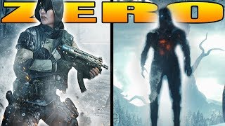 Black Ops 4: Who is Zero?