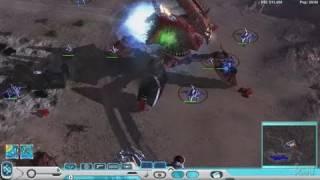 Universe at War: Earth Assault PC Games Gameplay - Walker