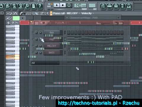 how to make a sub bass in fl studio