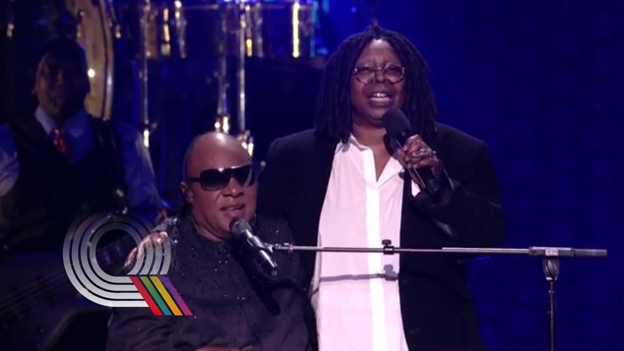 Stevie Wonder: 'Happy Birthday' - Quincy Jones' 80th ...
