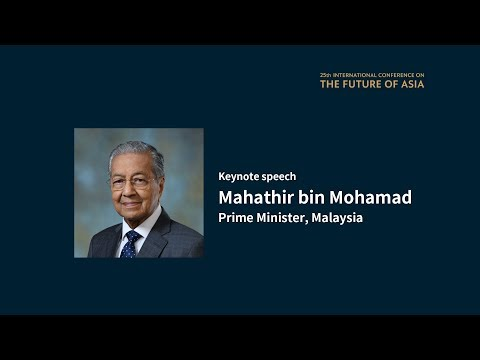 Mahatir: Malaysia will use Huawei tech 'as much as possible' - the Future of Asia 2019