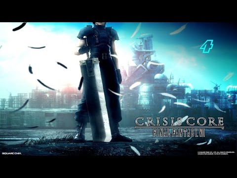Time to see some dumbapples:Crisis core #4