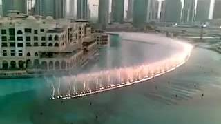 Dubai beautiful shower show
