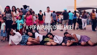 [KPOP IN PUBLIC CHALLENGE] BLACKPINK  ' FOREVER YOUNG' '마지막처럼' DANCE COVER from Ecuador