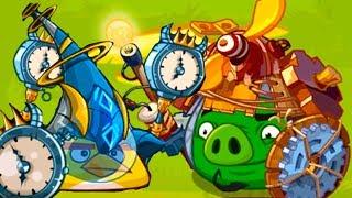 Энгри Бердс ЭПИК #120 ЗЛЫЕ ПТИЧКИ / Игровой Мультик про Bad Piggies и Angry Birds #КРУТИЛКИНЫ