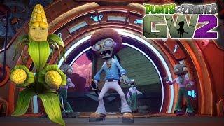 #6 Plants vs. Zombies Garden Warfare 2 Мультик о зомби РАСТЕНИЯ против ЗОМБИ Садовые Войны 2