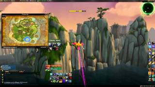 WoW 5.4 How to reach the Ruby Lake and Garnia the fastest way